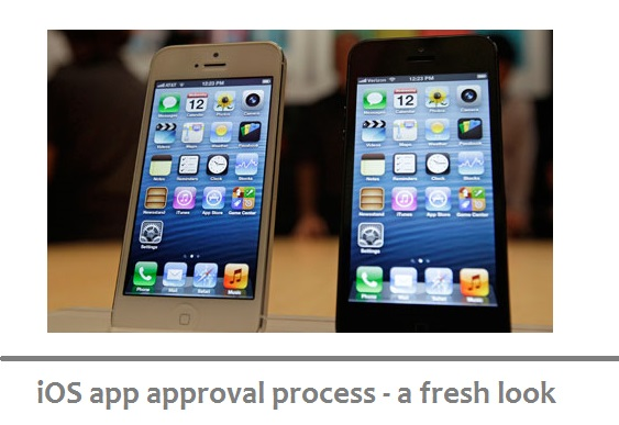 iOS app approval process