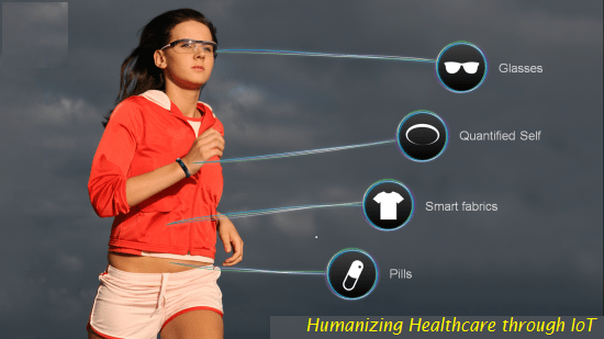 Humanizing healthcare through IoT