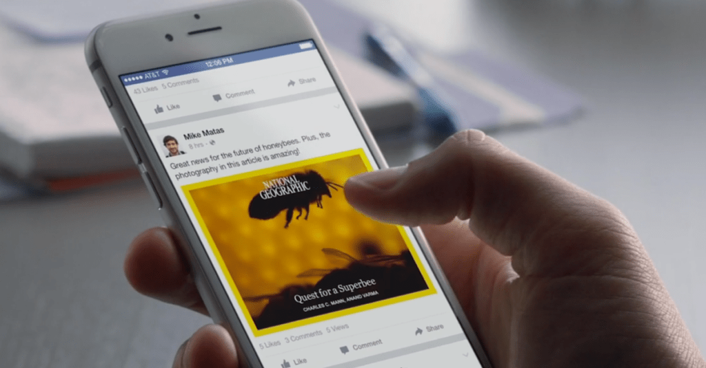 What would Facebook's 'Instant Articles' be able to change