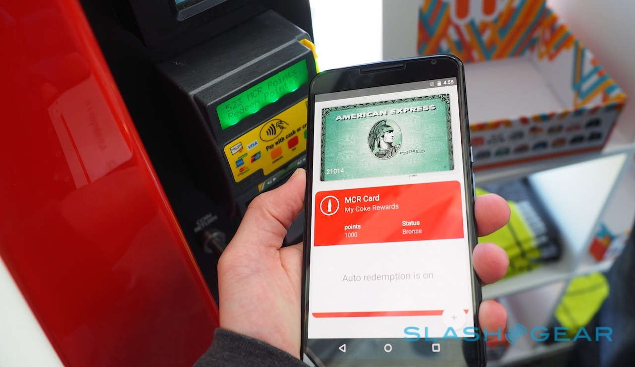 Android Pay – Google's answer to Apple Wallet