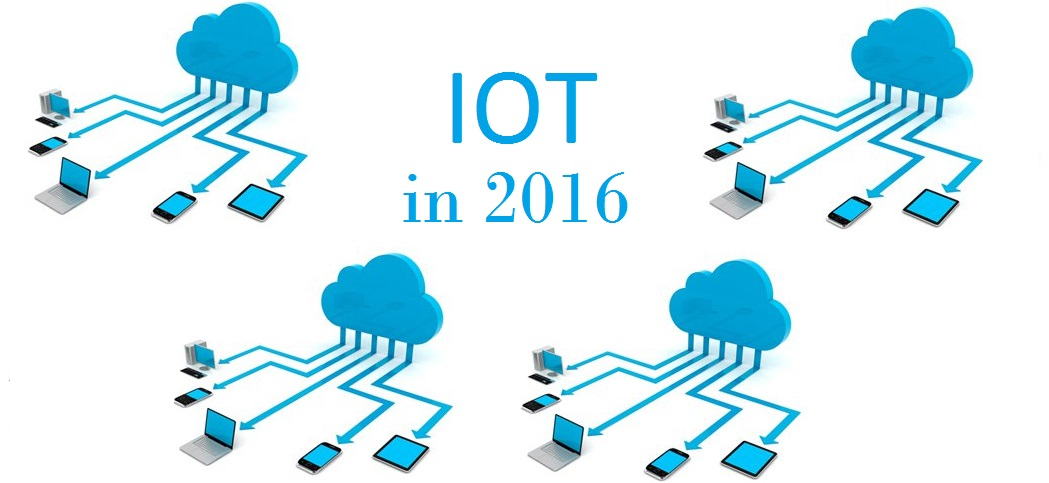 The scaling developments and trends in IoT in 2016