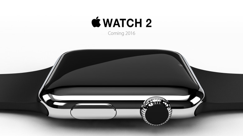 First look into the Apple watch 2