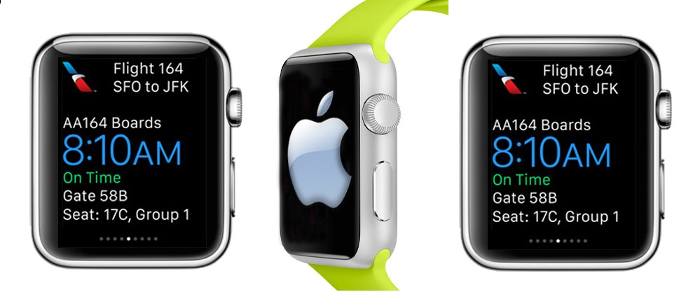 Apple Watch - both a dream and a distress