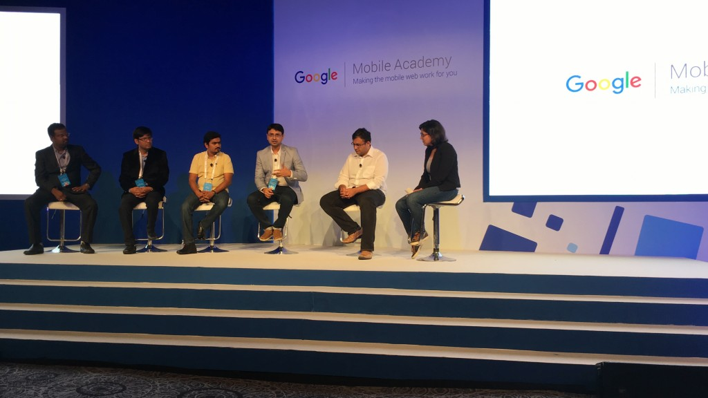Vishwas Mudagal Google Event