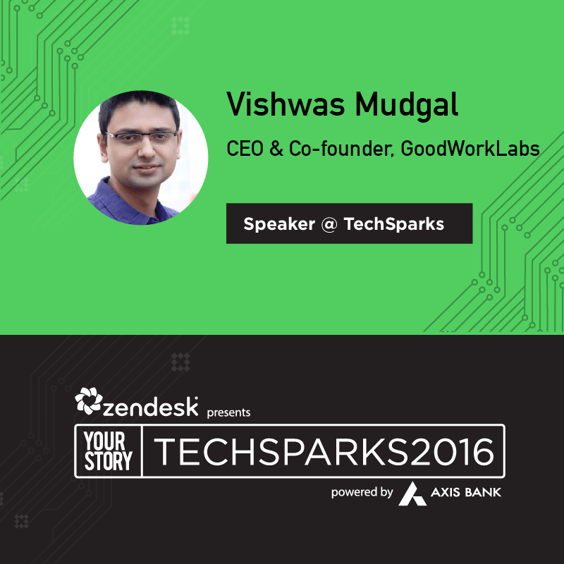 Vishwas Mudagal Techsparks