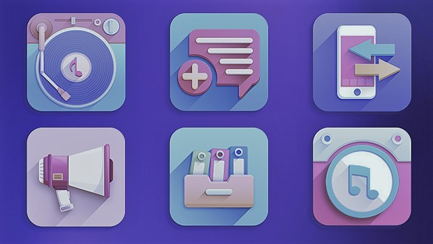 Choose the Right Icons for your Mobile App for a great UX