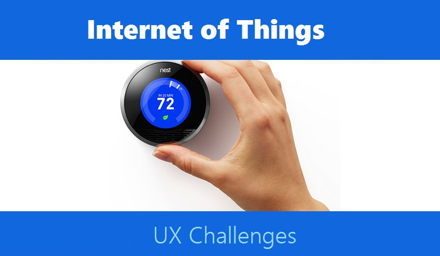 5 UX challenges for iOT