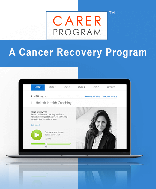 Carer Program – A Cancer Recovery Program