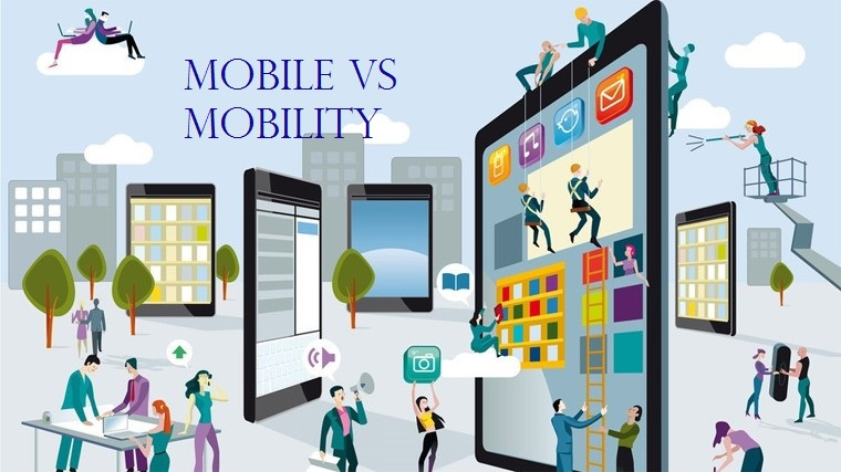 What is the difference between mobile and mobility