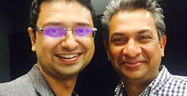 GoodWorkLabs CEO meets Google India MD – Rajan Anandan
