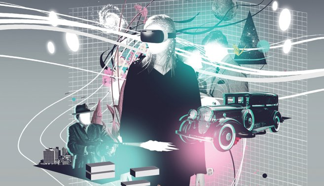 Virtual Reality Applications in Marketing