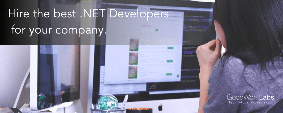 Hire dot Net Developer