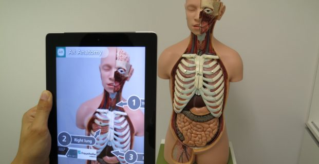 Augmented Reality In Medicine & Healthcare