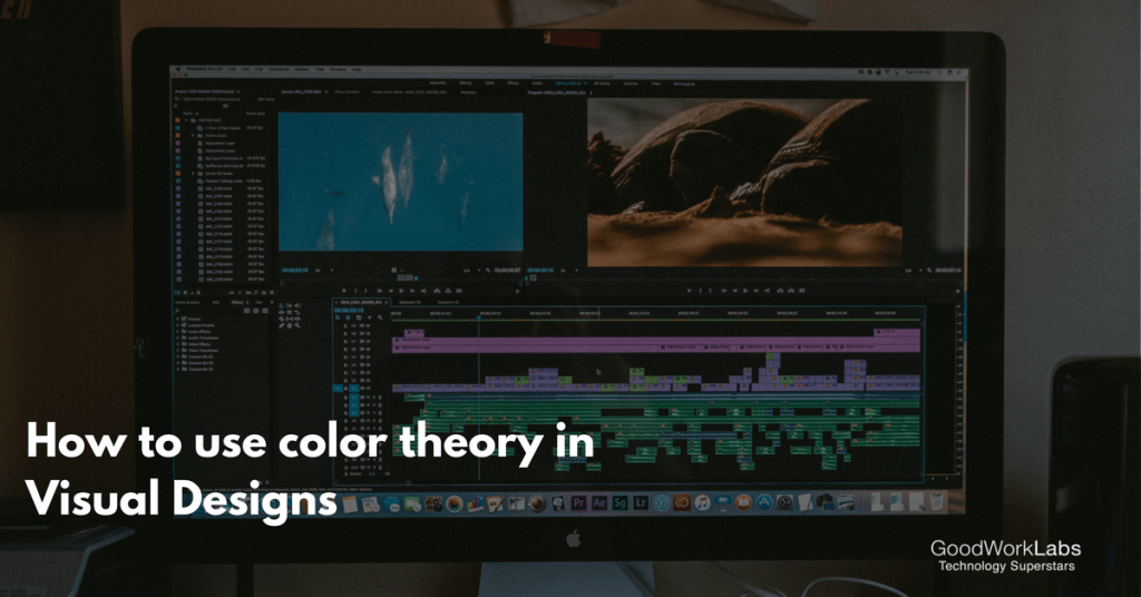 color theory for visual designs