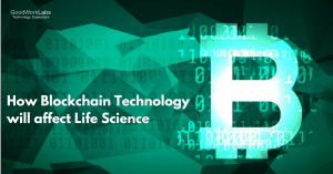 blockchain technology and life science