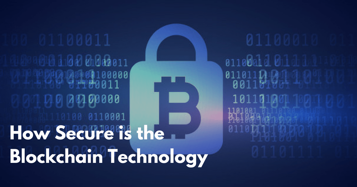 Blockchain Technology and Data Security