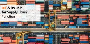 How IoT can influence the supply chain industry