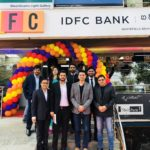 Our CEO - Vishwas Mudagal inaugurates the IDFC Bank Branch in Whitefield