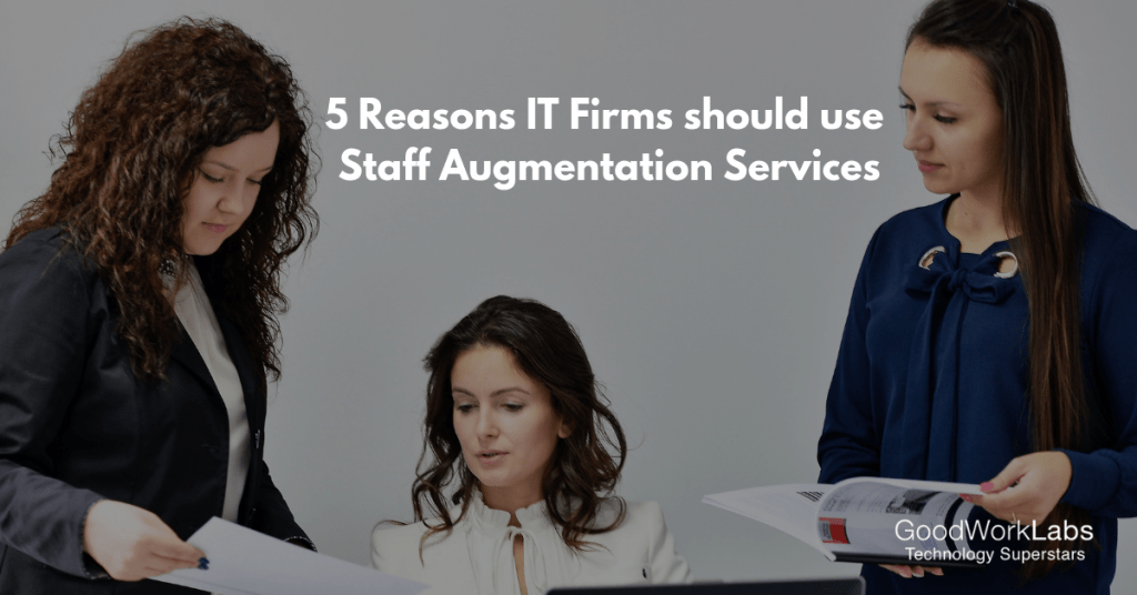 Staff Augmentation Benefits