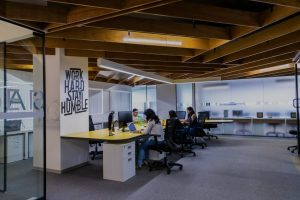 dedicated desks - goodworks cowork