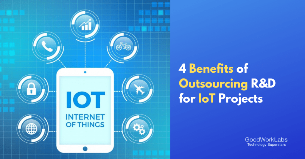 Outsource IoT projects