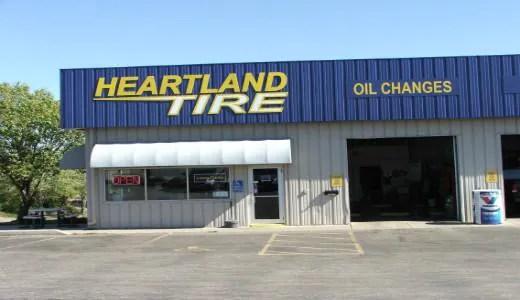 Heartland Tire New Ulm Mn