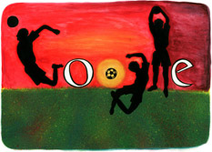 Doodle4Google World Cup Winner - France