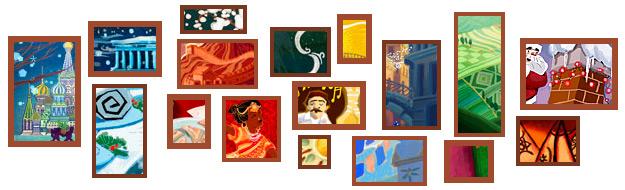 Happy Holidays from Google 2010