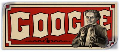 137th Birthday of Harry Houdini