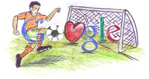 Doodle4Google World Cup Winner - Kenya
