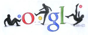 Doodle4Google World Cup Winner - United Kingdom