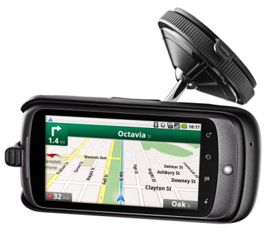 Nexus One Car Dock