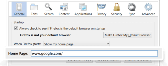 dhp-step-2-win-ff34 Technology Uncategorized  How to Make Google your homepage