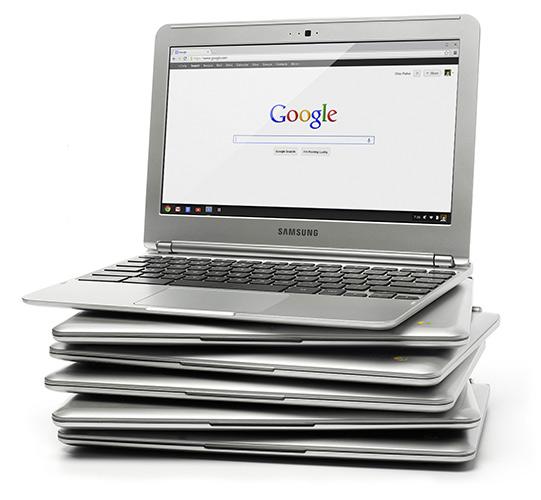 Google Chromebook Terbaru