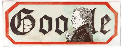 Johann Wolfgang von Goethe's 262nd Birthday