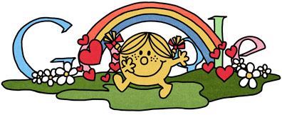 76th Birthday of Roger Hargreaves: Little Miss Sunshine