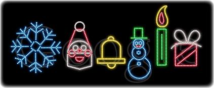 Happy Holidays 2011 from Google