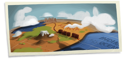 110th Anniversary of the Uganda Railways Completion