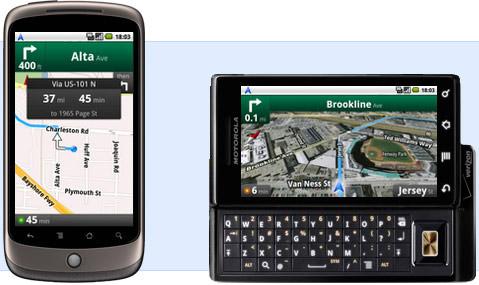 hero - Como ativar o Google Maps Navigation no Brasil