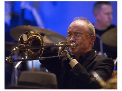 Mark Bassey – Trombone