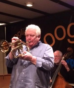 Bruce Adams – Trumpet & Flugelhorn (with Pete Long)