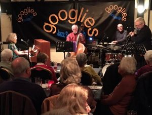 Googlies Quartet with Dave Barnes – Request Night