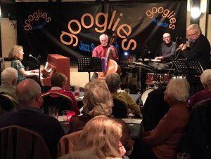 Googlies Quartet with Dave Barnes – Request Night