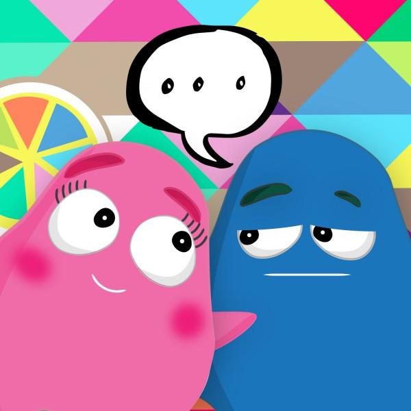 Tipsy & Ponggo The Googly Gooeys