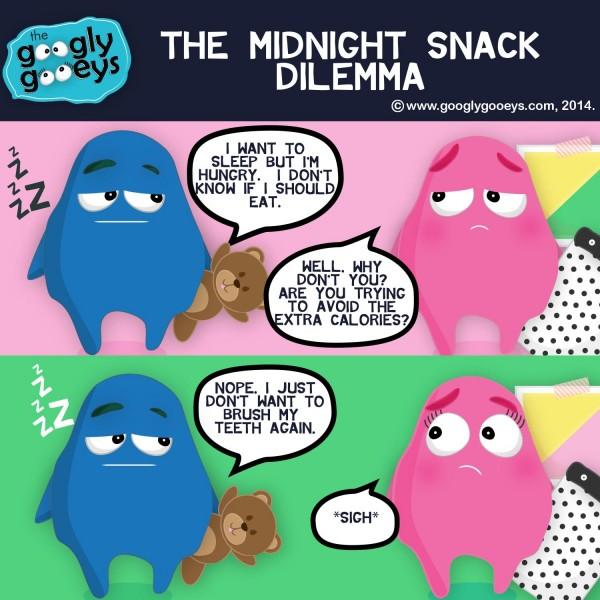Midnight Snack Dilemma