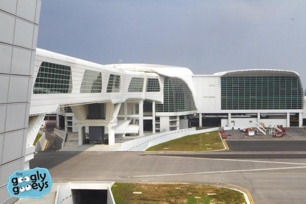 Kuala Lumpur International Airport Architecture