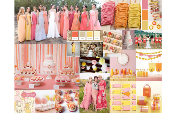 Googly Gooeys Wedding Inspiration Board