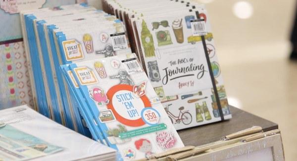 Stick 'Em Up Sticker Book
