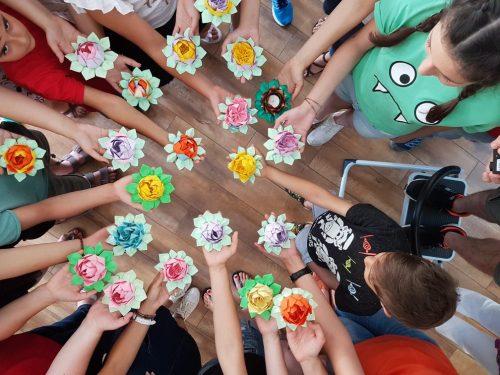 Origami atölyesi: Kurumlar, yetişkinler ve çocuklar için...