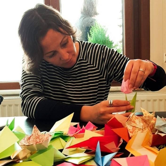 origami modelleri